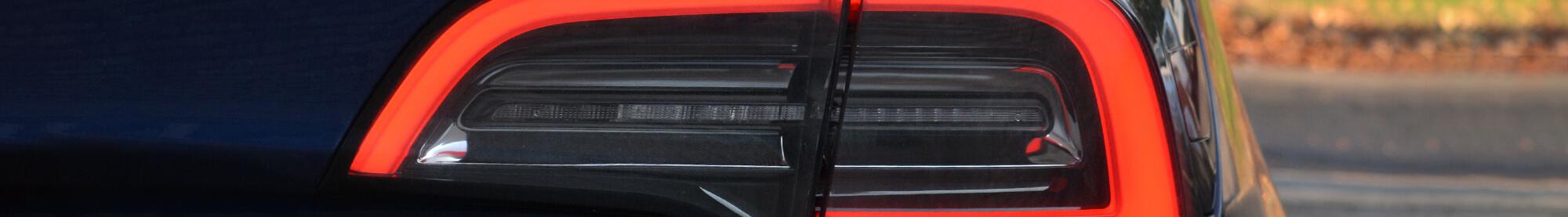 Tesla Model Y Banner