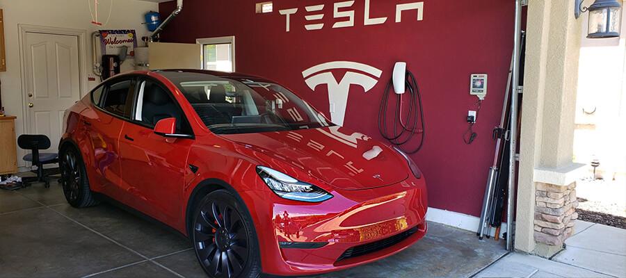 Tesla New Model Y