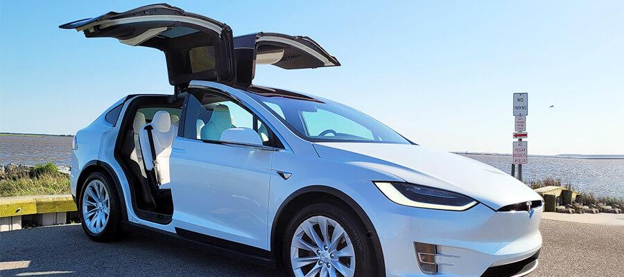 Tesla Used Model X