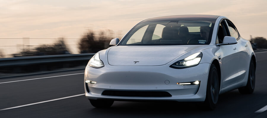 Used Tesla Shopping Reinvented