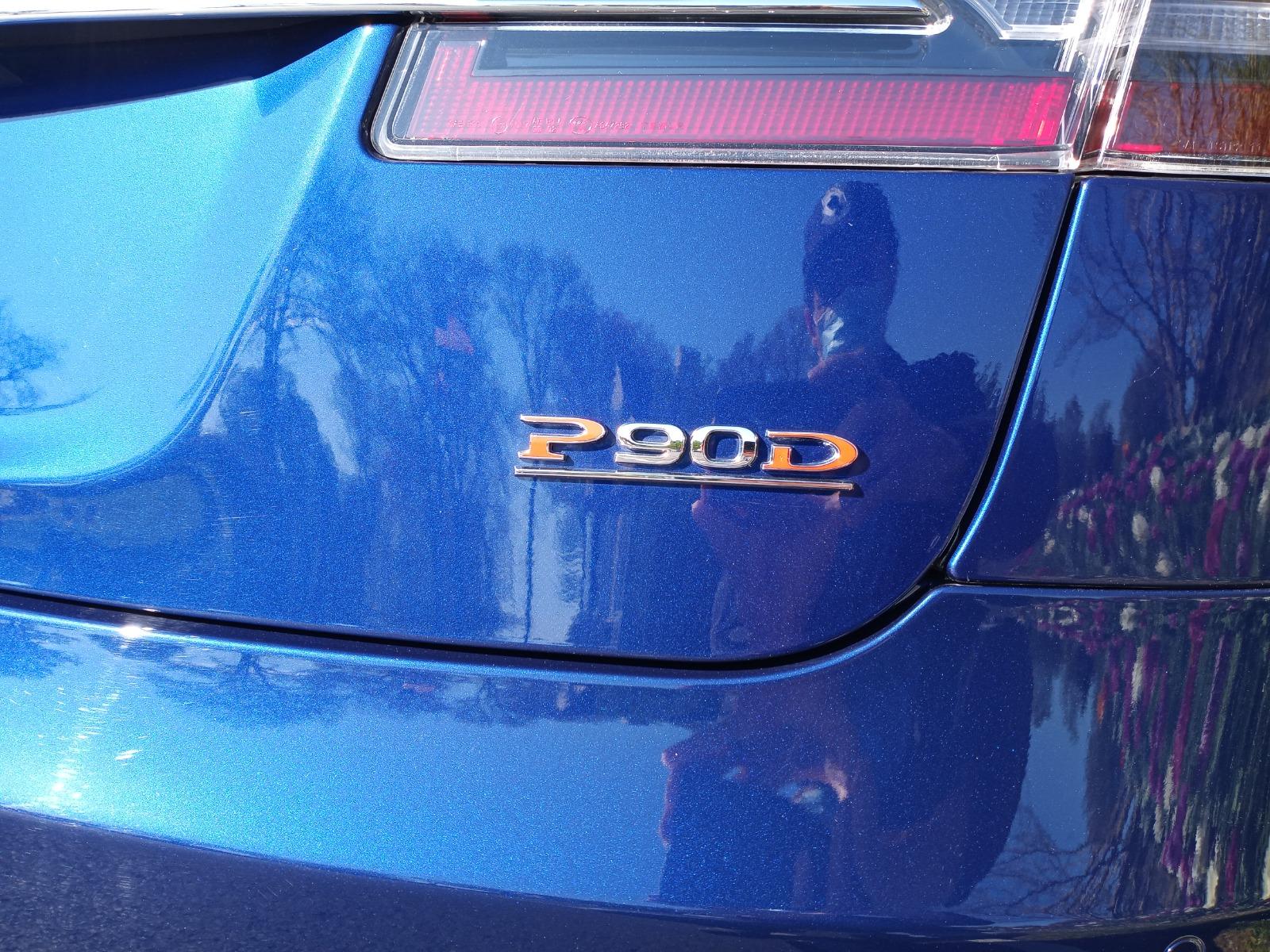 2015 Model S P90D full