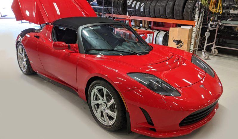 2011 Roadster 2.5 Sport