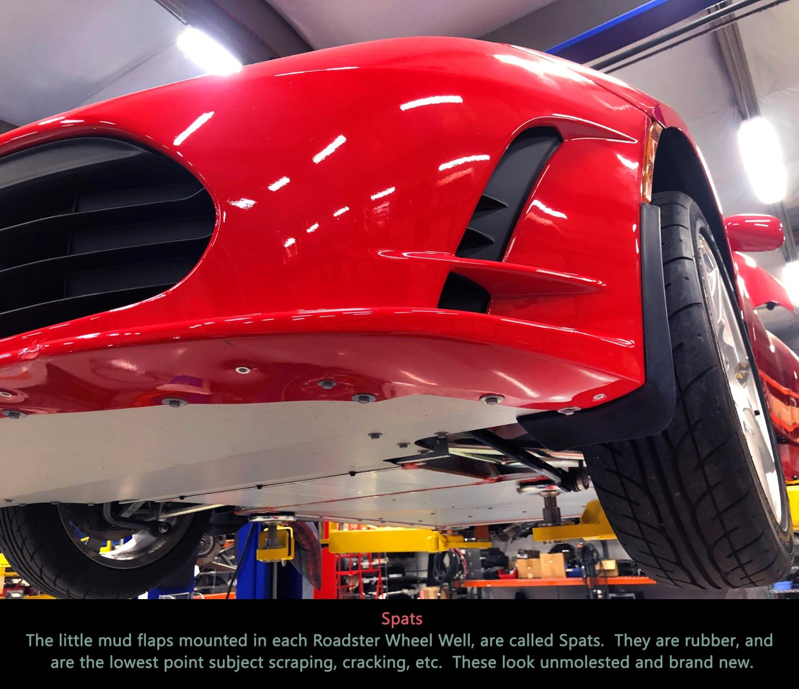 2011 Roadster 2.5 Sport full