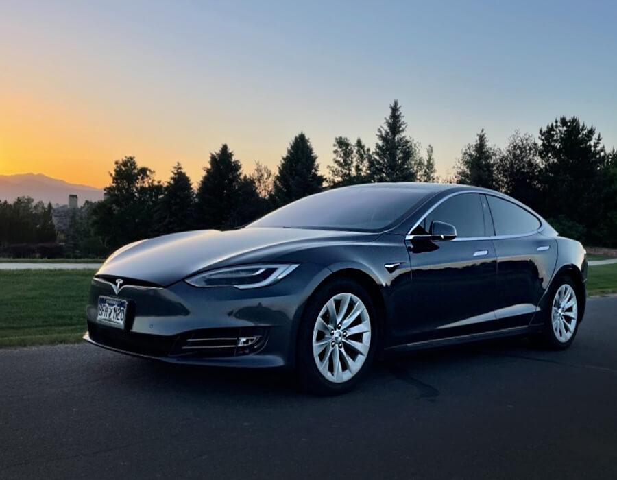 find used Tesla Model S