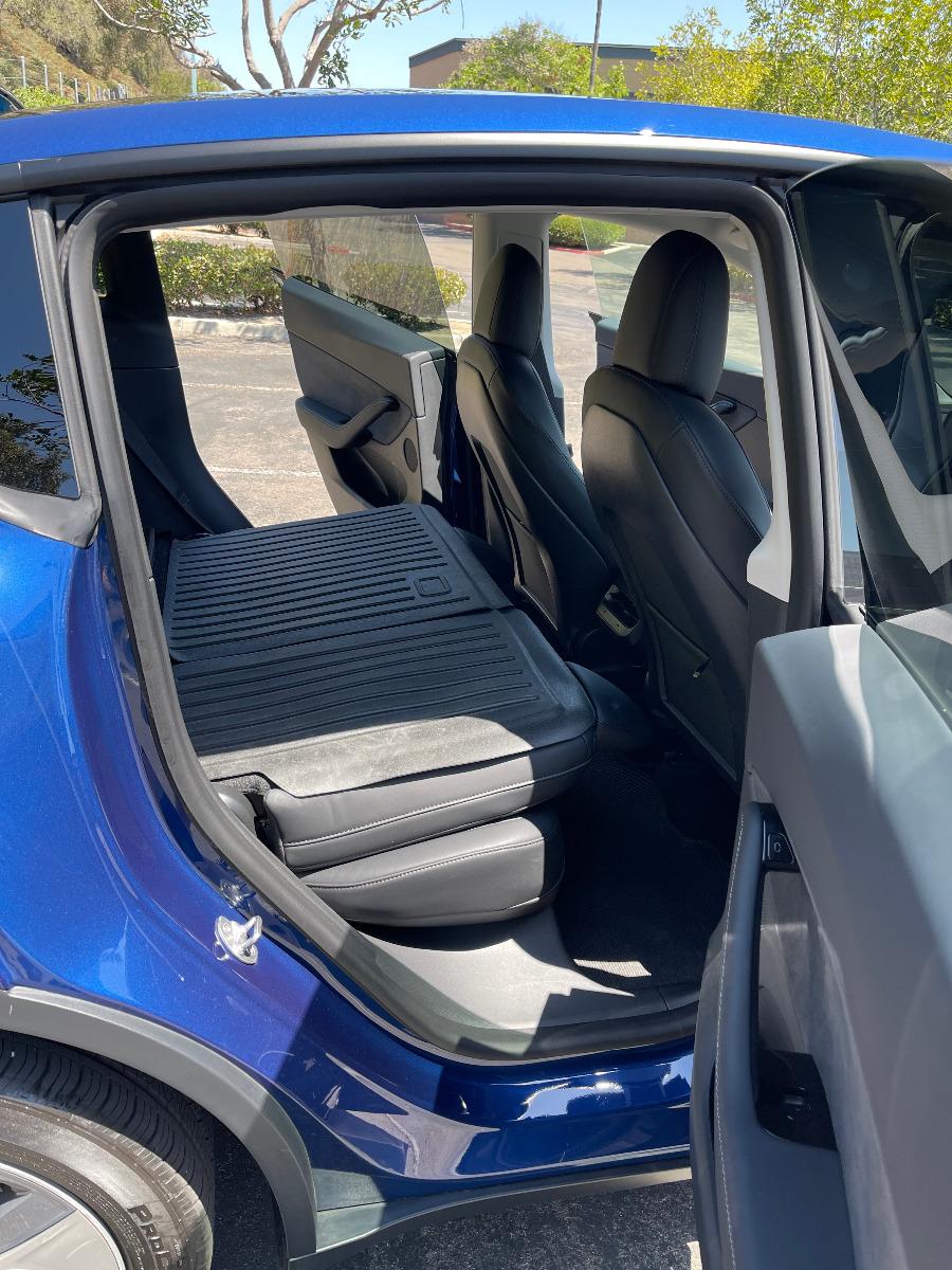 2021 Model Y Long Range AWD full