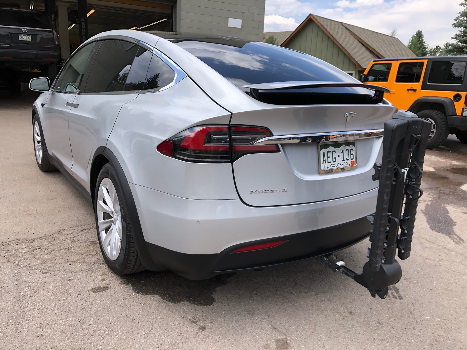2018 Model X 75D full