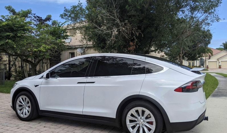2021 Model X Performance