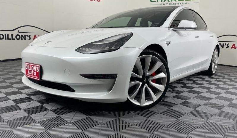 2018 Model 3 Performance