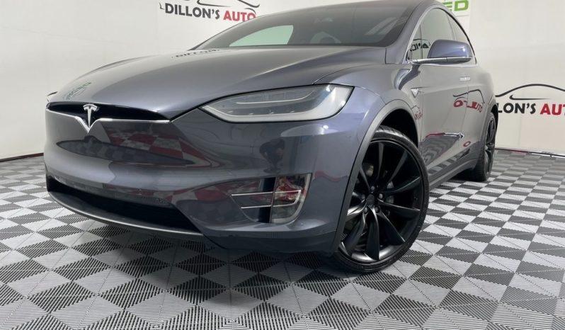 2018 Model X 100D