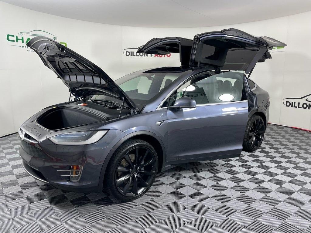2018 Model X 100D full