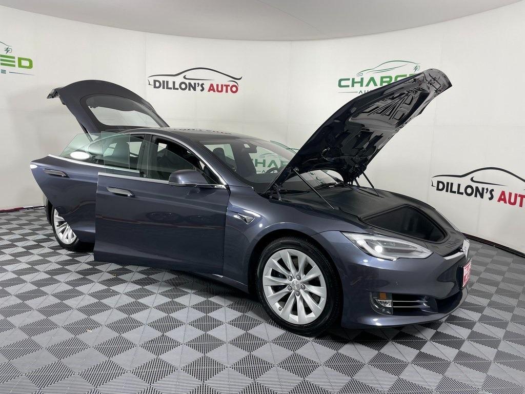2019 Model S Long Range AWD full