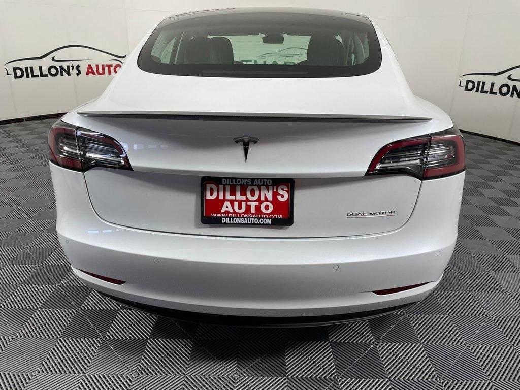 2020 Model 3 Performance full