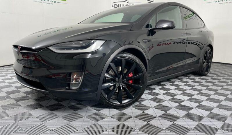 2018 Model X P100DL