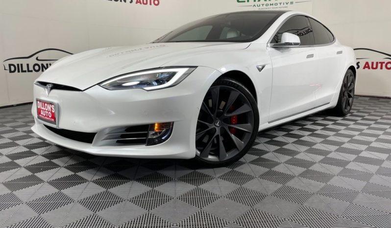 2020 Model S Performance