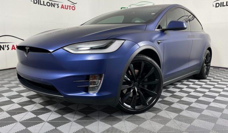 2021 Model X Long Range Plus AWD