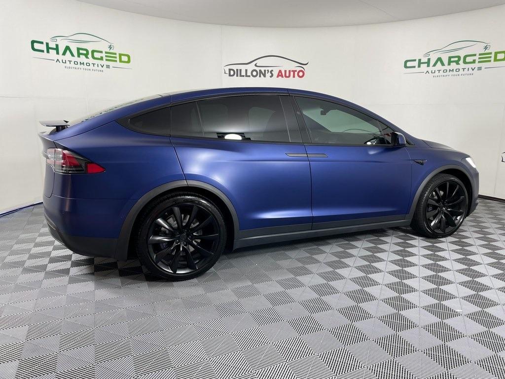 2021 Model X Long Range Plus AWD full