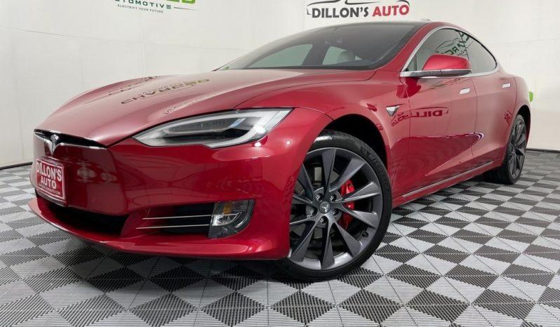 2019 Model S Performance