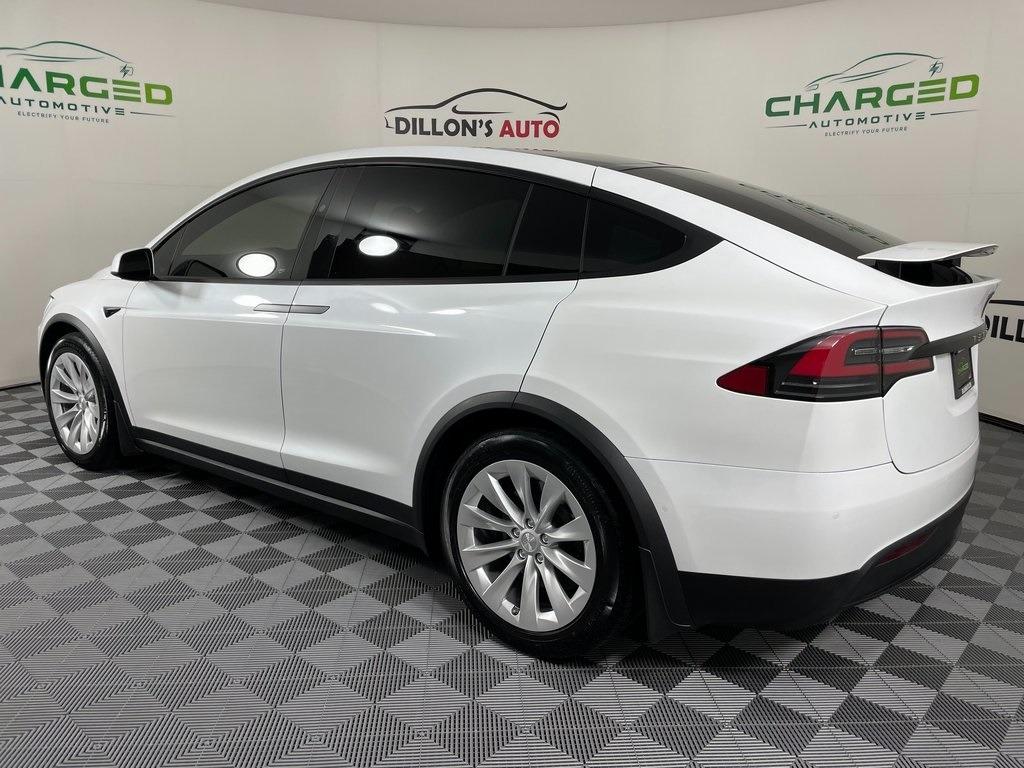 2020 Model X Long Range Plus AWD full