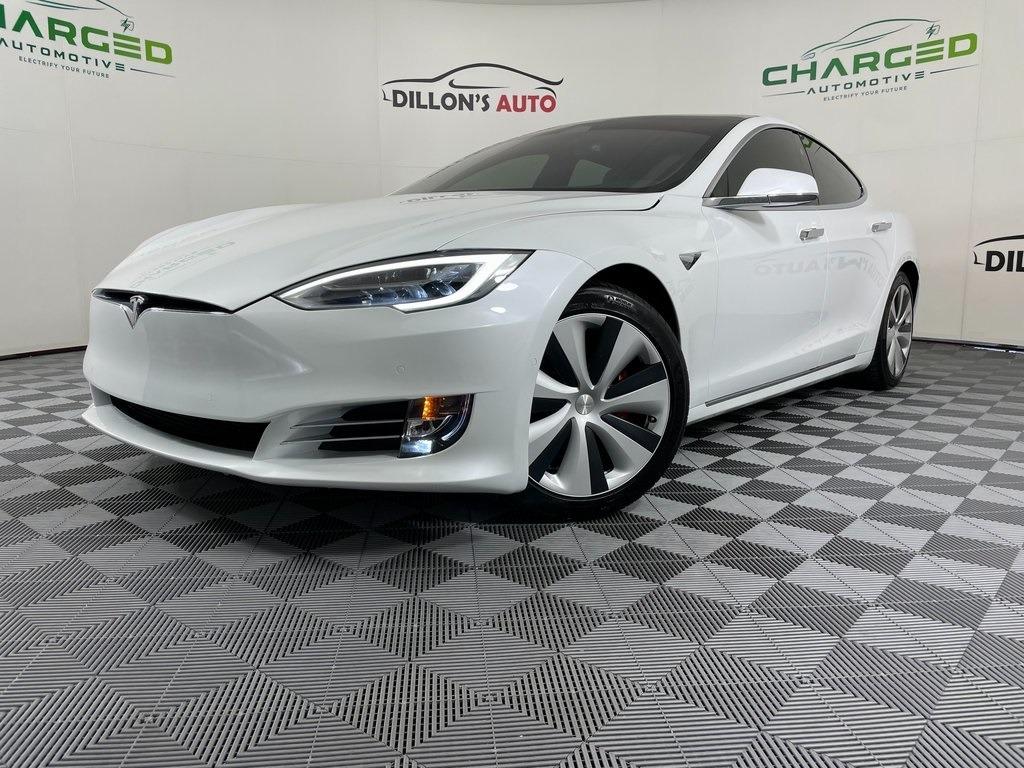 2021 Model S Performance full
