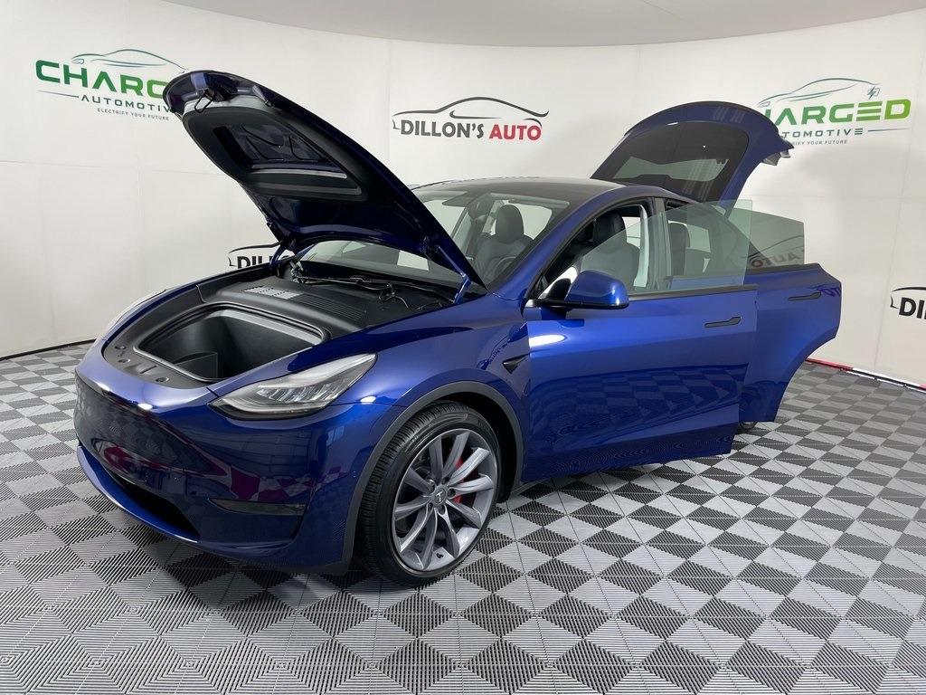 2020 Model Y Performance full