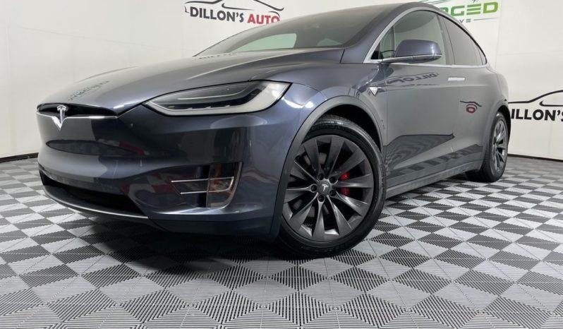 2016 Model X P100DL