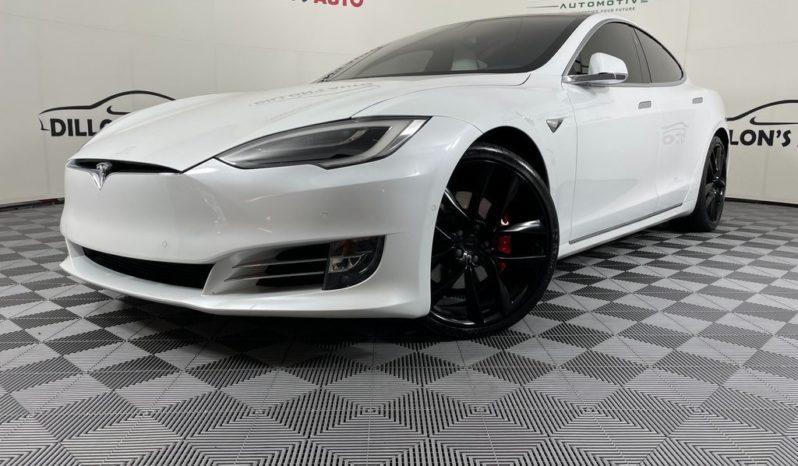 2018 Model S P100DL