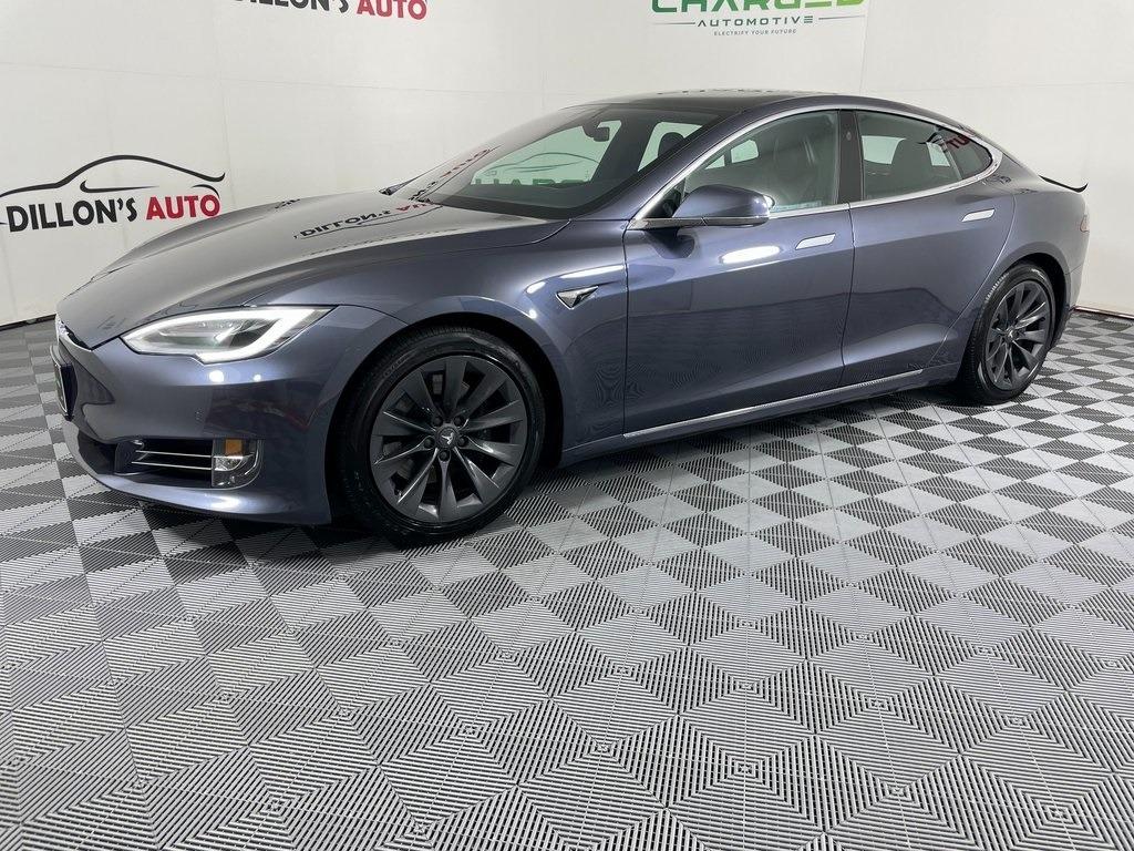 2020 Model S Long Range Plus AWD full