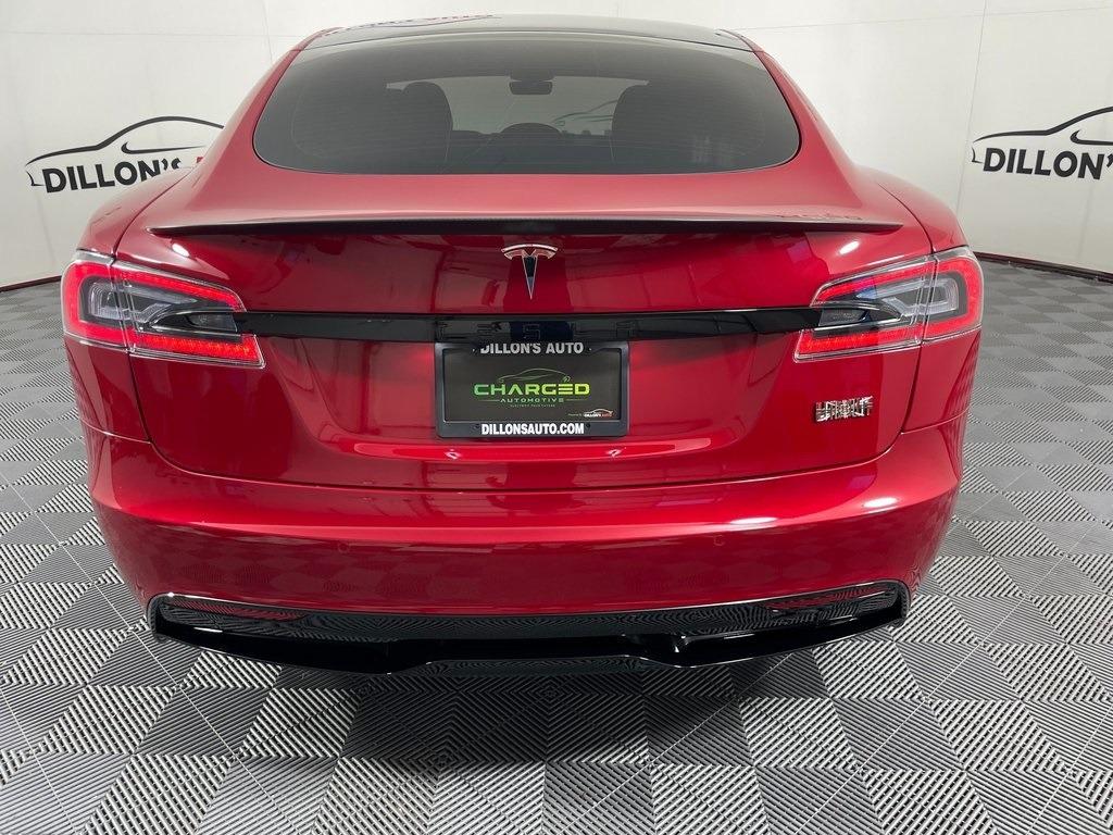 2021 Model S Plaid full
