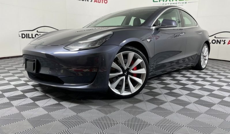 2019 Model 3 Performance