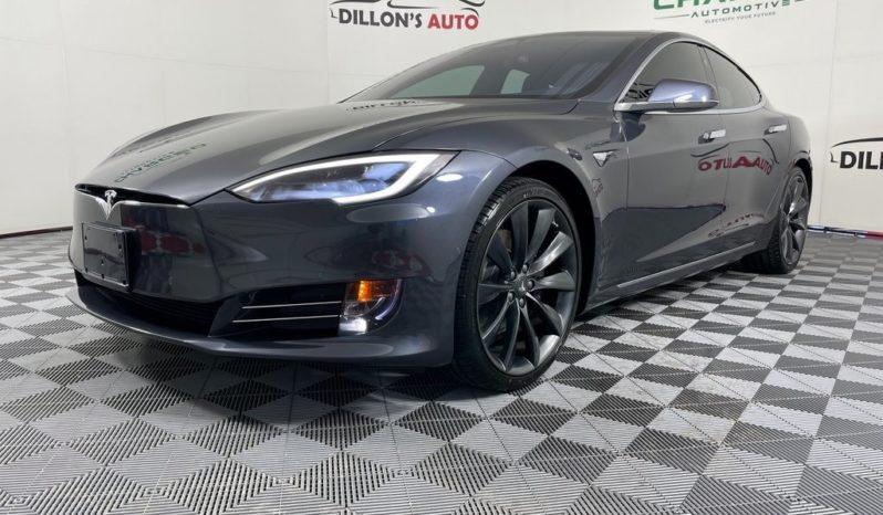 2020 Model S Long Range Plus AWD