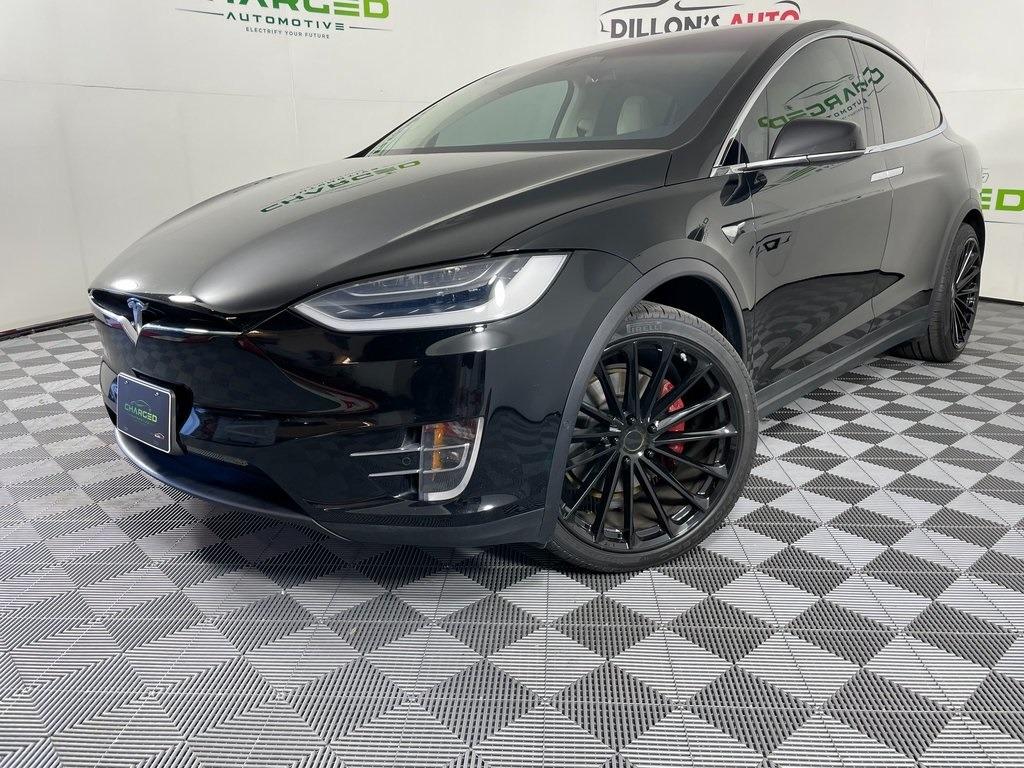 2019 Model X Long Range AWD full
