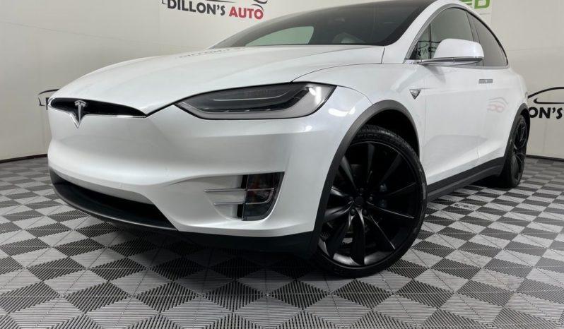 2020 Model X Long Range Plus AWD