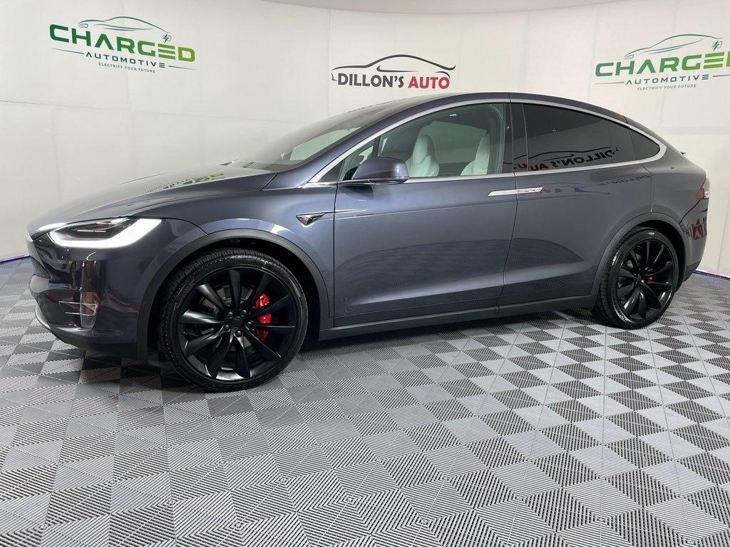 2020 Model X Performance full