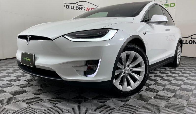 2020 Model X Long Range AWD