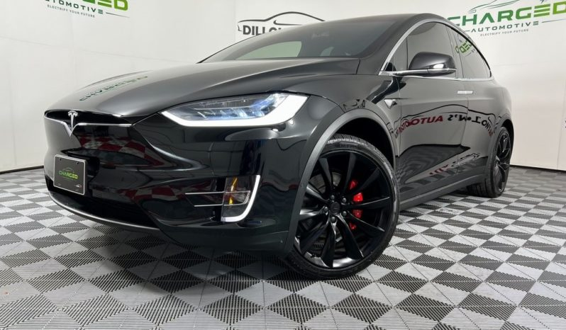 2020 Model X Performance