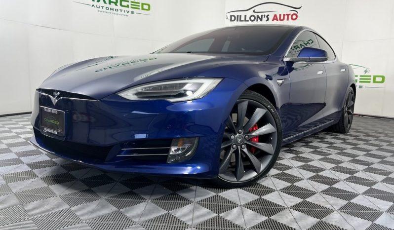 2016 Model S P100DL