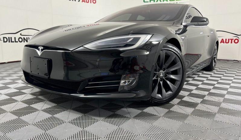 2020 Model S Long Range AWD