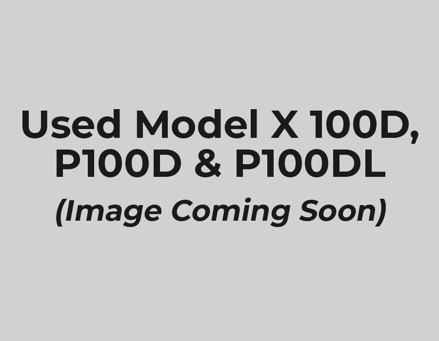 Used Model X 100D P100D P100DL